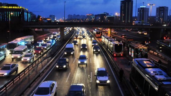 Trafik ve Kurye